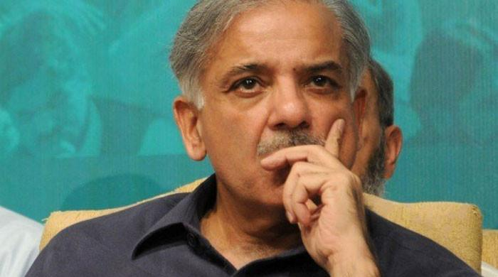 Shahbaz Sharif was prevented from leaving Pakistan, returned home from the airport