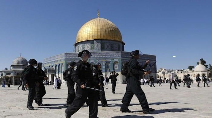 Israel attacks worshipers at Al-Aqsa Mosque in violation of human rights law: FO