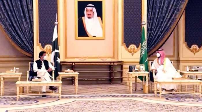 Qureshi says PM Imran's Saudi Arabia visit proved 'highly productive'