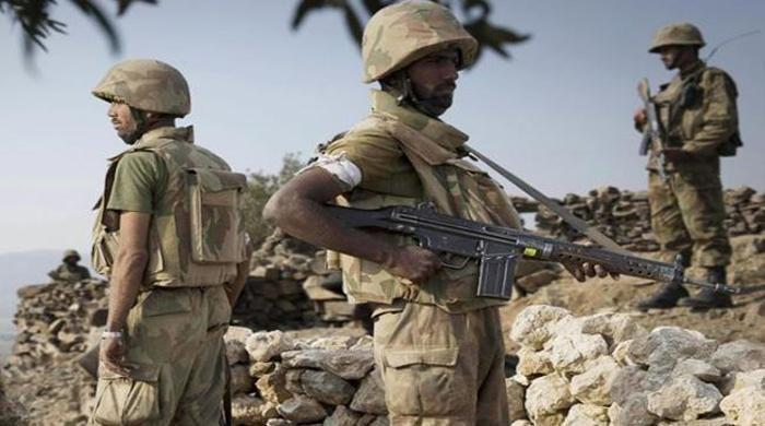 ISPR says Pakistani soldier wounded in cross-border firing