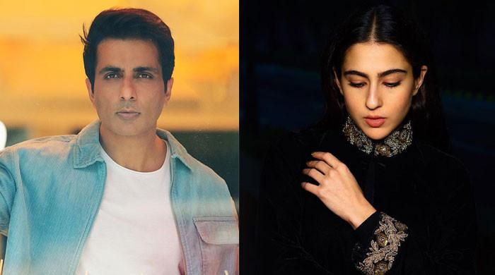 Sonu Sood calls Sara Ali Khan a 'hero' after she donated for Covid-19 relief work