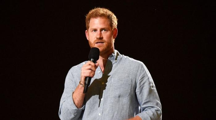 Prince Harry speaks out against 'science being politicized' at VAX LIVE