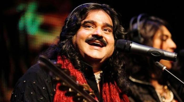 Pakistani singer Arif Lohar's wife breathes her last