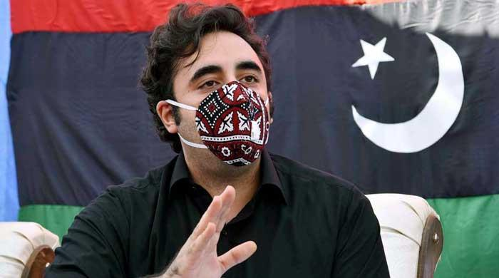 Bilawal Bhutto says that the people of Karachi have pinned their hopes on the PPP