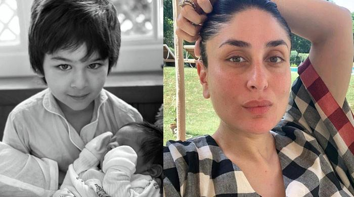 Kareena Kapoor says her two sons give her hope for a better tomorrow