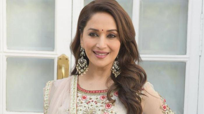 Madhuri Dixit releases home-based covid-19 essentials kit