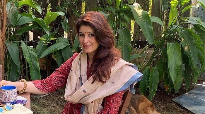 Twinkle Khanna shares a glimpse of her socially-distanced Mother's Day celebrations