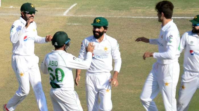 Pak vs Zim: Pakistan one wicket away from second successive innings win against Zimbabwe