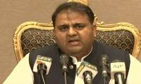 Sending Shahbaz Sharif for treatment abroad unfair to other prisoners, says Fawad Chaudhry