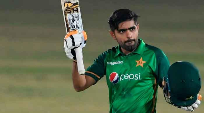 'Well done': ICC declares Babar Azam player of the month
