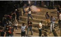 Israel to restore order in Jerusalem after violent clashes injure hundreds of Palestinians