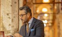 Adnan Siddiqui gets second dose of Covid-19 vaccine