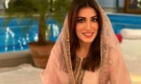 Mehwish Hayat reveals her undying love for animals, cheeky smile remained a constant
