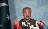 FM Qureshi says enemies' plan to disrupt peace in Balochistan foiled