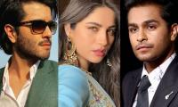 Pakistani stars stand with Palestine after Israel attacks Al Aqsa Mosque