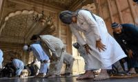 NCOC issues guidelines for Eid-ul-Fitr prayers