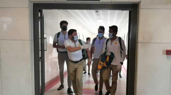 Touchdown Lahore: Pakistan cricket team comes home after successful African tour