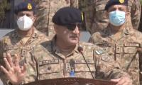 COAS spends second day of Eid with troops at Western border