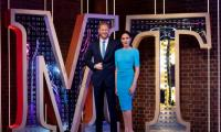 Prince Harry, Meghan go from royals to Hollywood stars at Madame Tussauds