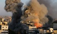 UN boss disturbed by Israeli strikes as Palestine death toll mounts to 145, including 41 children