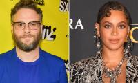 Seth Rogen shares how meeting Beyonce went wrong