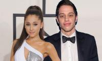 Pete Davidson 'happy' for ex Ariana Grande after she ties the knot with Dalton Gomez