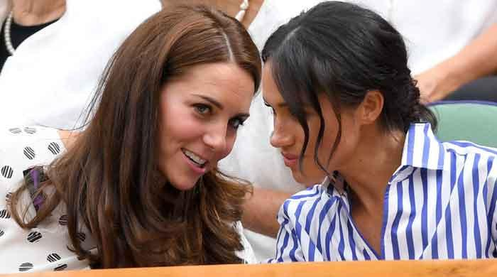 Meghan Markle knew Kate Middleton even before falling in love with Prince Harry