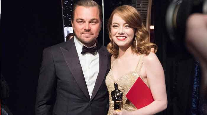 Emma Stone opens up on receiving Oscar from 'love of her life' Leonardo DiCaprio