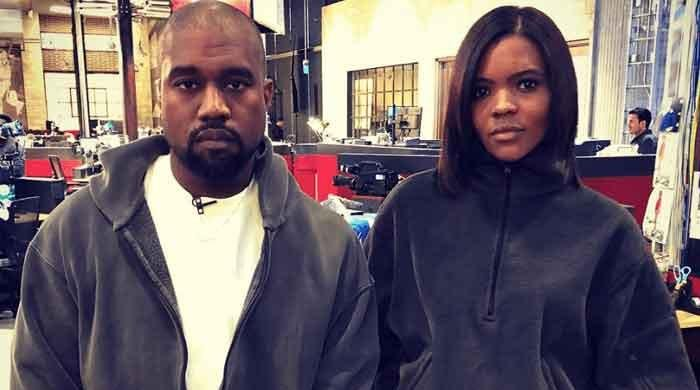 Kanye West and Candace Owens' viral snap sparks romance rumours