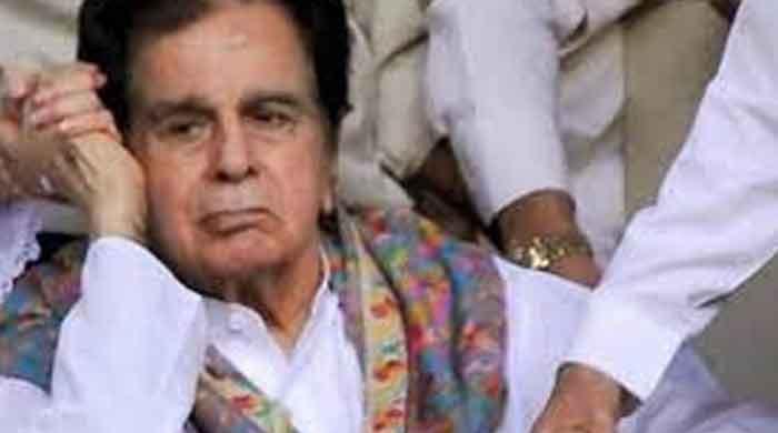 Wife addresses Dilip Kumar death rumours