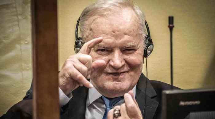 Court upholds life sentence for 'Butcher of Bosnia' Mladic thumbnail