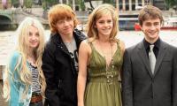 Why did Daniel Radcliffe, Emma Watson, Rupert Grint intimidate Evanna Lynch?