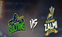 Watch PSL 2021 live stream: Multan Sultans vs Peshawar Zalmi, match no 21