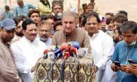 Kulbhushan Jadhav's case 'ruined' by PML-N, Qureshi says