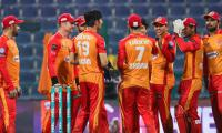PSL 2021: Islamabad United trounce Lahore Qalandars to sit at top of table