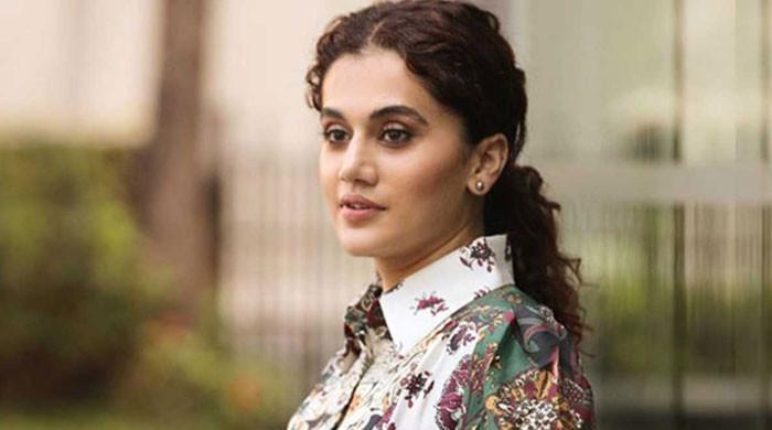Taapsee Pannu 'surrounds with colors' in Russia: 'All is well!'
