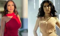Salma Hayek reveals she spends five minutes a day to maintain her incredible physique