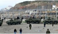 150 migrants attempt to cross into Spain's Melilla enclave