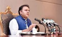 Cinemas may reopen as early as June 30, Fawad Chaudhry says