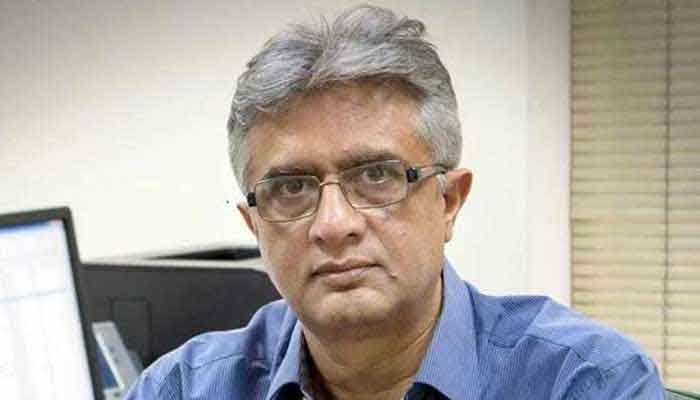 Special Assistant to the Prime Minister on National Health Services, Regulations and Coordination Dr Faisal Sultan. — APP