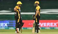 PSL 2021: Peshawar Zalmi rise to second spot after thrashing Karachi Kings