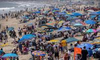 Record-breaking heat wave continues across western US