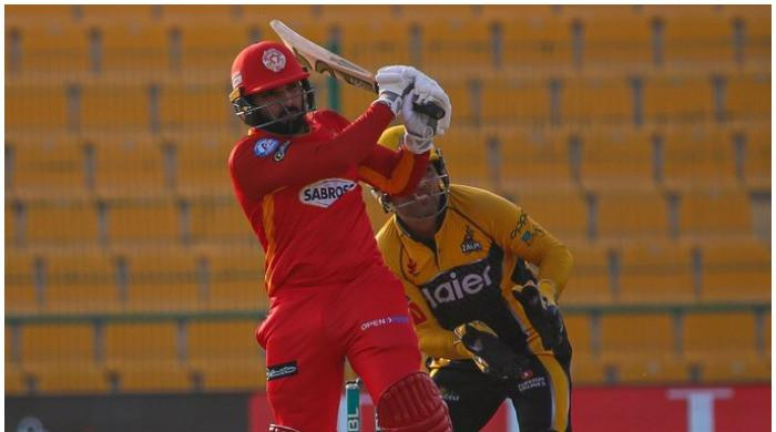 Watch: Asif Ali smashes boundaries all over the stadium