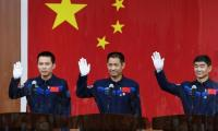 China set for landmark with longest crewed space mission