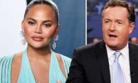 Chrissy Teigen gets ridiculed by Piers Morgan over her hopes of doing a tell-all