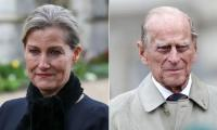 Sophie, Countess of Wessex, sheds tears for late father-in-law Prince Philip