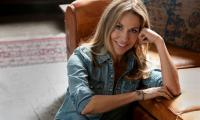 Sheryl Crow is over the moon about her return to stage