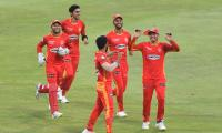PSL 2021: Records tumble as Islamabad United edge out Peshawar Zalmi
