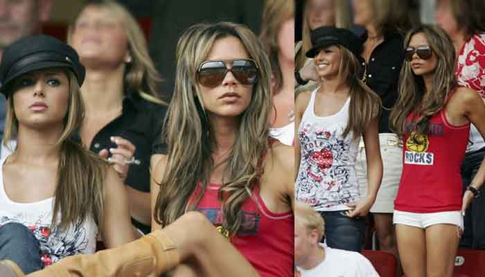 Victoria Beckham shares mesmerising photo of her old days in wake of Englands first Euro win