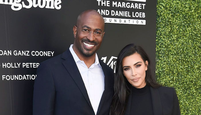 Kim Kardashian responds to Van Jones dating rumors